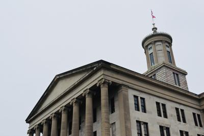 FILE - Tennessee State Capitol
