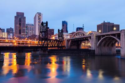 FILE - St. Paul Minnesota