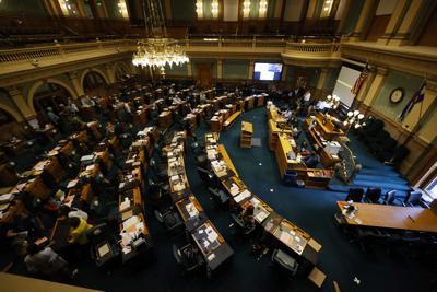 FILE - Colorado House of Representatives