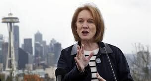 FILE —Seattle Mayor Jenny Durkan