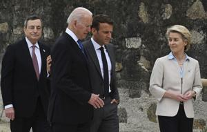Global minimum tax sparks controversy as G7 kicks off