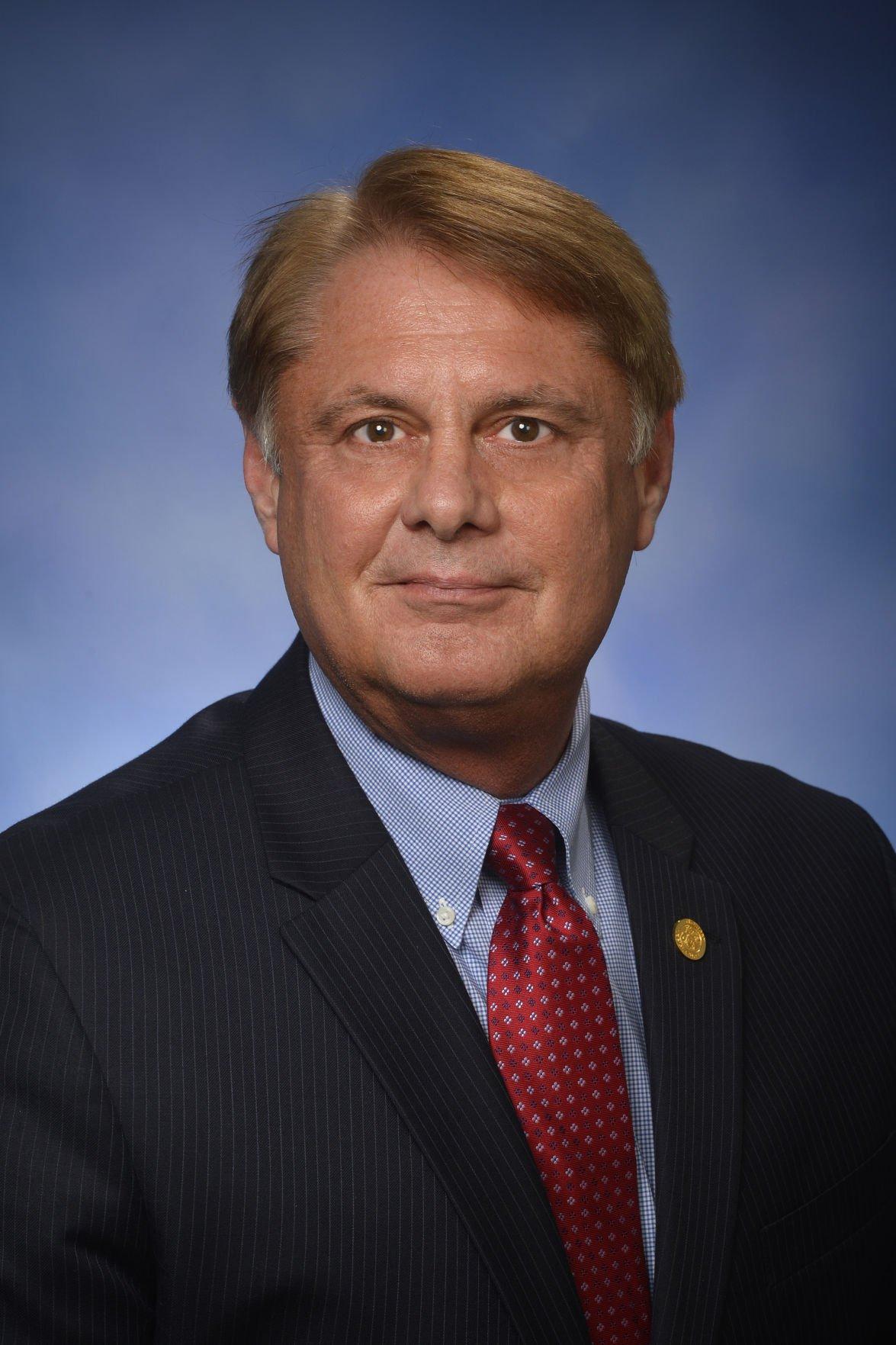 FILE - MI Rep. Larry Inman