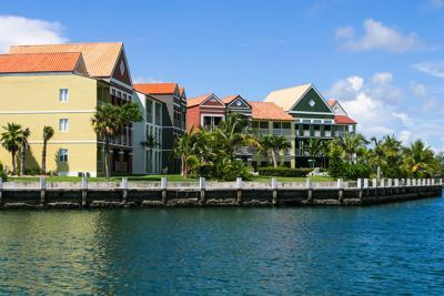 FILE - Florida rental properties