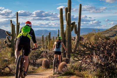 FILE - Arizona recreation Scottsdale