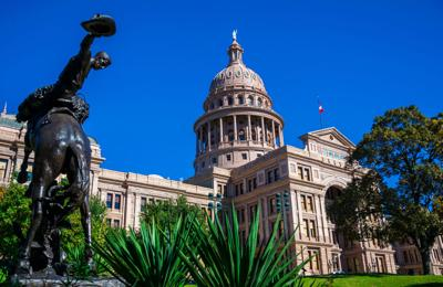 FILE - Texas Capitol