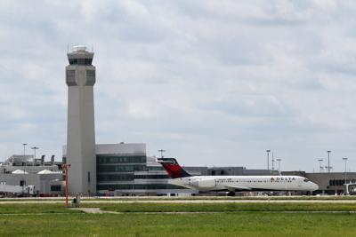 FILE - Cleveland Hopkins International Airport