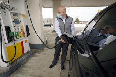 FILE - MA gas, fuel 2-18-2021