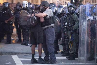 APTOPIX America Protests Atlanta
