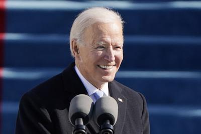 FILE - Biden Inauguration