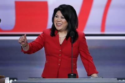 FILE - Arizona State Treasurer Kimberly Yee
