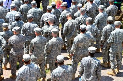 FILE - National guard