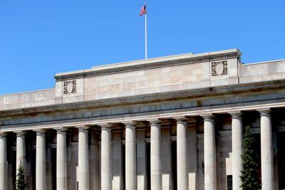 FILE —Washington Supreme Court Building