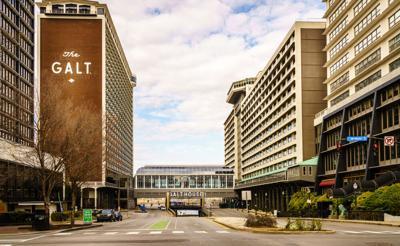 FILE - Kentucky hotel