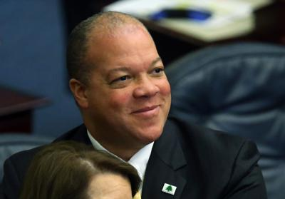 FILE - Florida Rep. Mike Hill