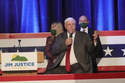 Election 2020 Governor Justice