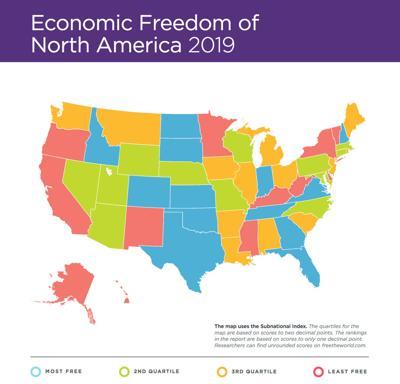 FILE - Economic Freedom