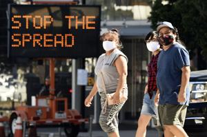 New CDC guidance: Vaccinated Americans don't need masks outdoors