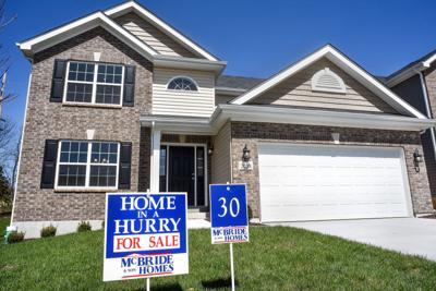 FILE - House for sale, property taxes, homeowner