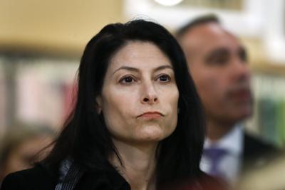 FILE - Michigan Attorney General Dana Nessel