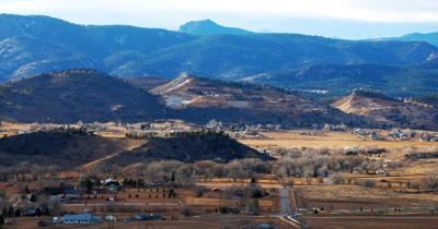 FILE - Rural area outside of Loveland, Colorado