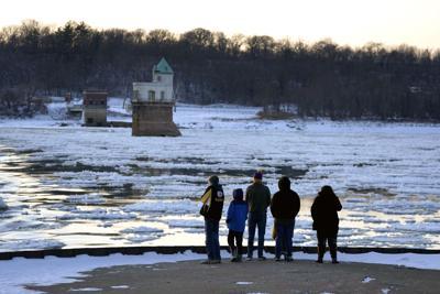 FILE - Winter Weather Illinois