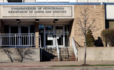 FILE - PA Department of Labor and Industry