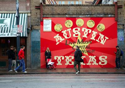 FILE - Austin Texas South by Southwest
