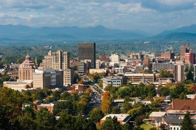 FILE - Asheville, N.C.