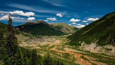 FILE - Silverton, Colorado