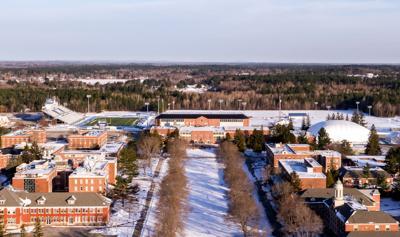 FILE - University of Maine campus