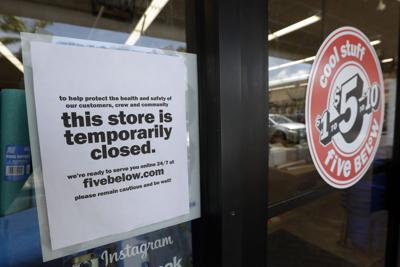 Virus Outbreak Florida Unemployment
