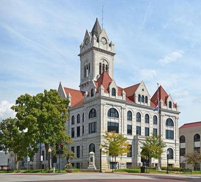 FILE - MO Cole County Courthouse
