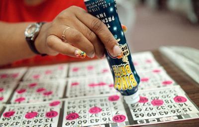FILE - Bingo