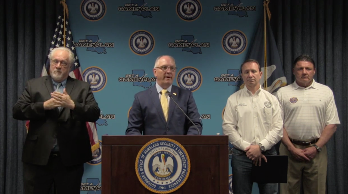 Post-Unified Command Group press conference, March 18, 2020