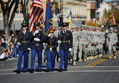 FILE - Veterans Day