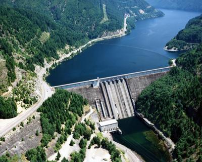 FILE —Oregon Detroit dam