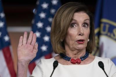 FILE - Nancy Pelosi