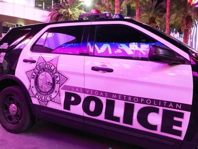 FILE - Las Vegas Police
