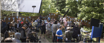 Georgia filming