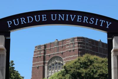 FILE - Purdue University