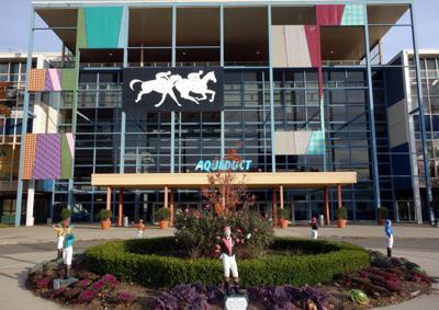FILE - NY casino, Aqueduct 11-10-261