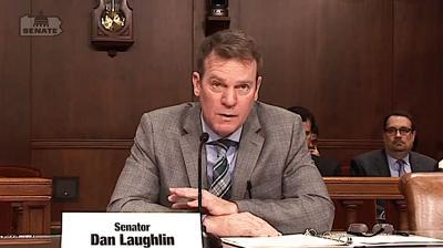 FILE - PA Dan Laughlin 2-5-2020