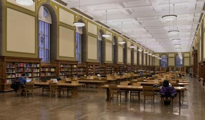 FILE - U of I library