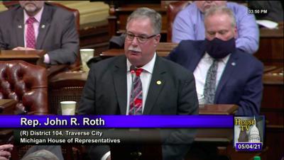 Rep. John Roth