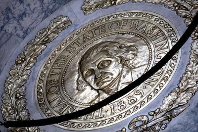 FILE —Seal of Washington state