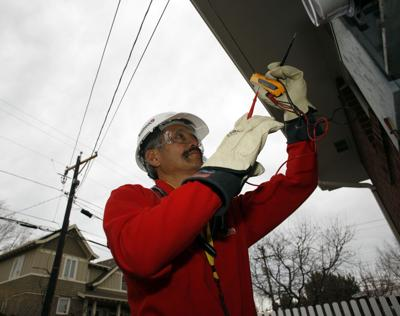 FILE - Colorado Electric Meter