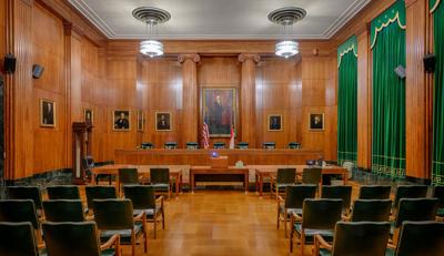 FILE - North Carolina Supreme Court