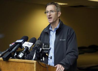 FILE — Portland Mayor Ted Wheeler