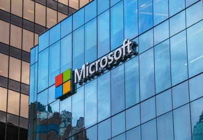 FILE - Microsoft