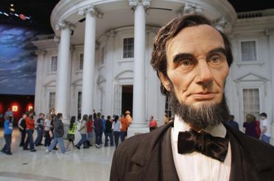 FILE - Illinois Legislature Lincoln Library